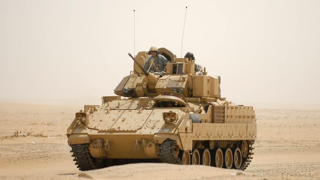 Standard Armament - 25 MM